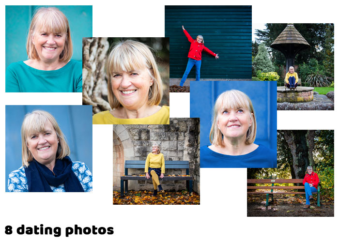 Dating Photos - Medium Dating Photo Shoot